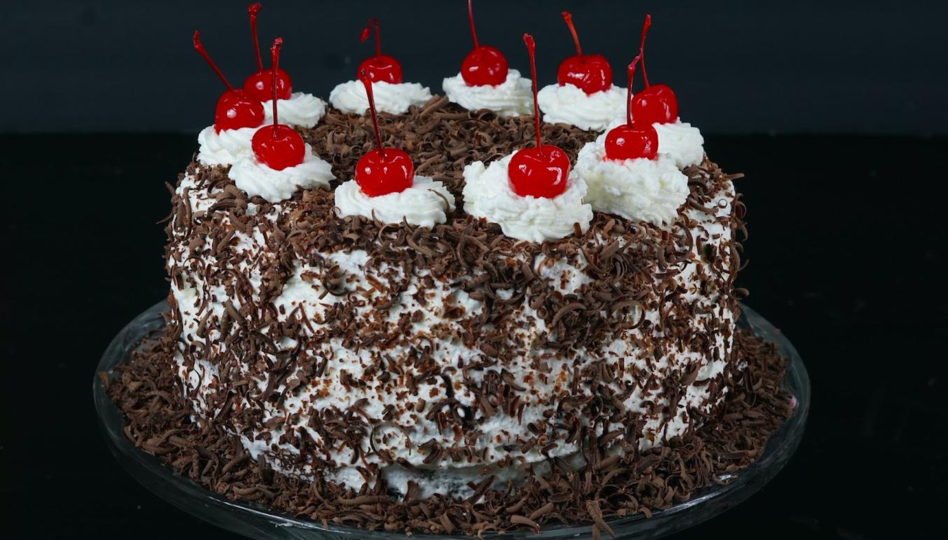 Birthday Cake Cutting Tradition