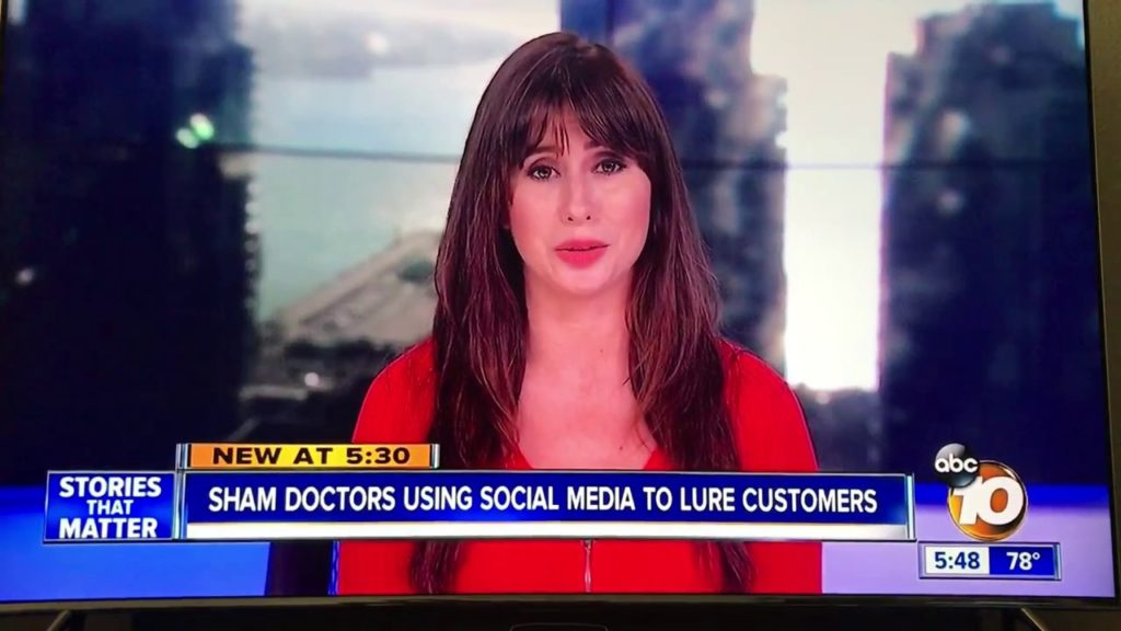 Sono Bello Reviews Study That Links Sham Doctors and Social Media