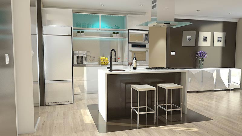 Creating a Practical Kitchen – What You Need To Know