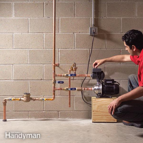 Why is My Home Water Pressure is So Low