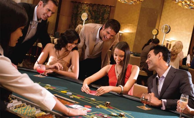 Online casino gaming – Unlimited fun and entertainment