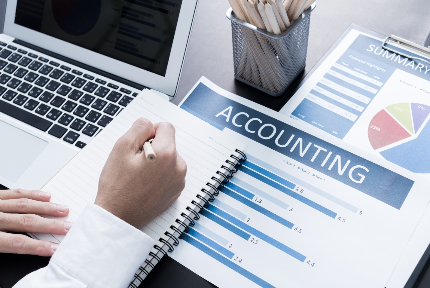 Hiring a Small Business Accounting Firm is a Good Idea