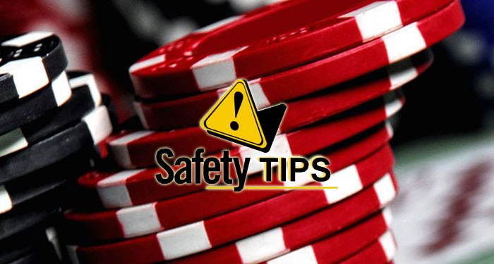 Five Online Casino Safety Tips for Players -