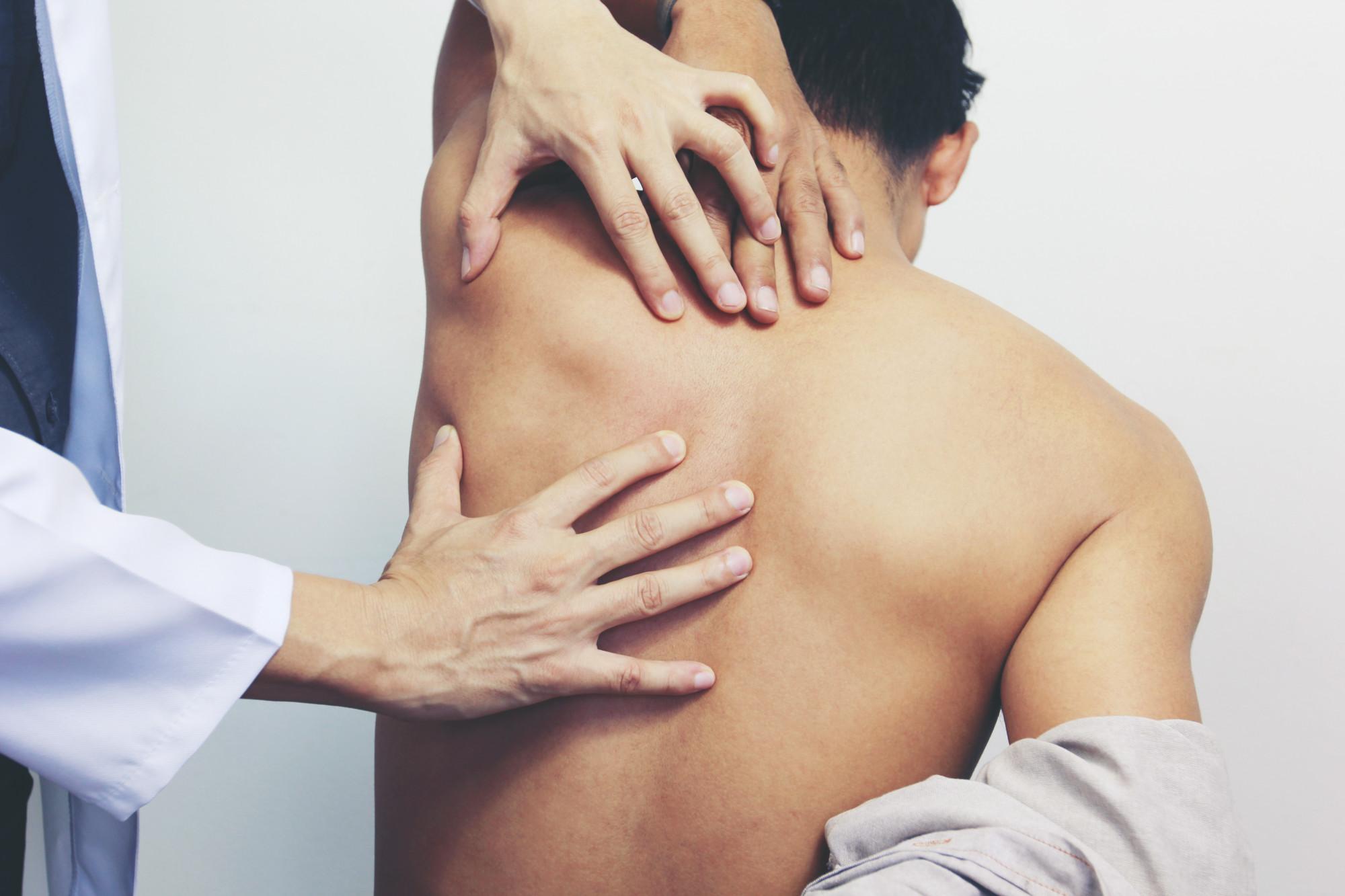 4K - Chiropractic Neck Adjustment Montage - YouTube