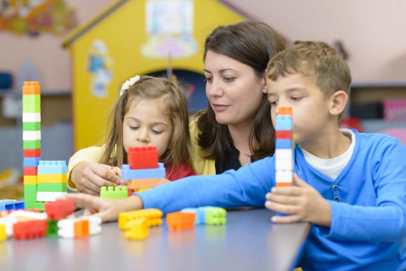 The Power of Play in Kindergarten - NEA Today