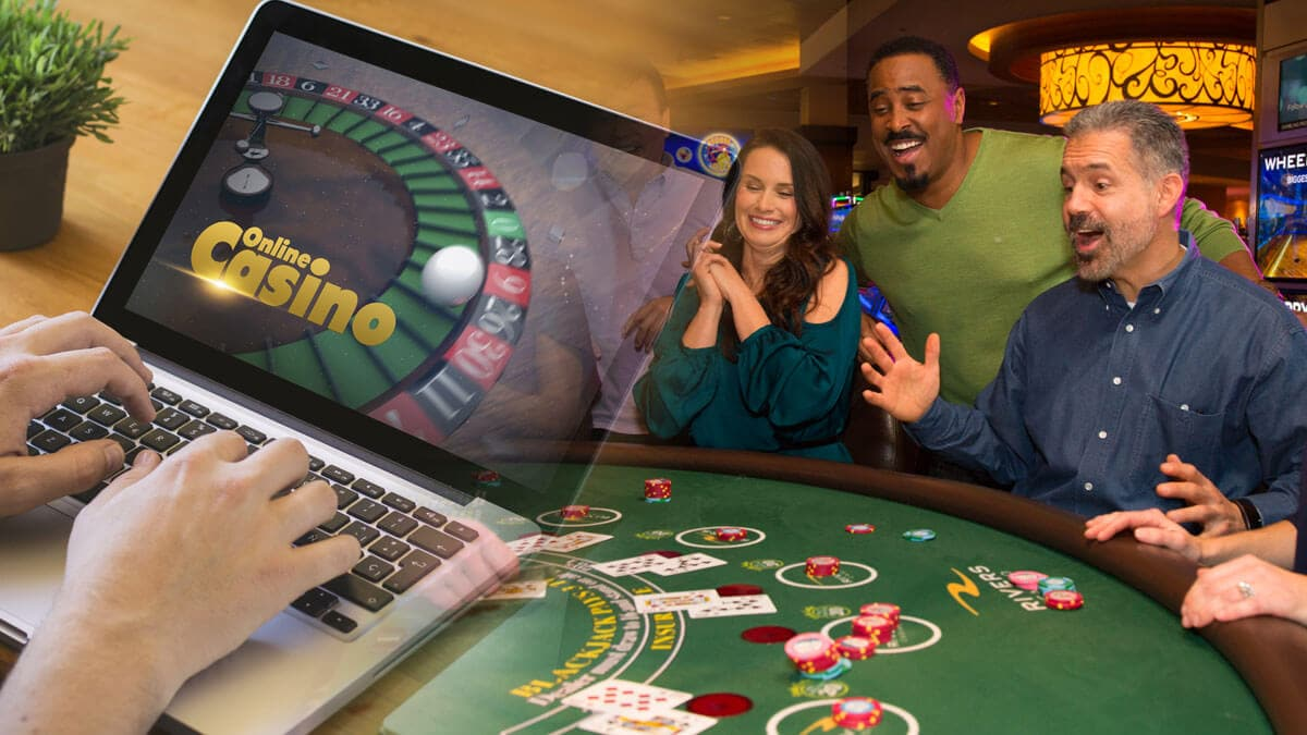 Online and Land-Based Casinos - Differences and Benefits of Both
