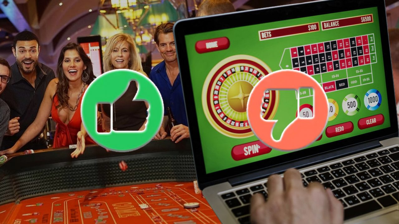 Men-and-Women-Playing-Roulette-and-Laptop-with-Online-Roulette-and-Green-Thumbs-Up-and-Red-Thumbs-Down-1280x720.jpg