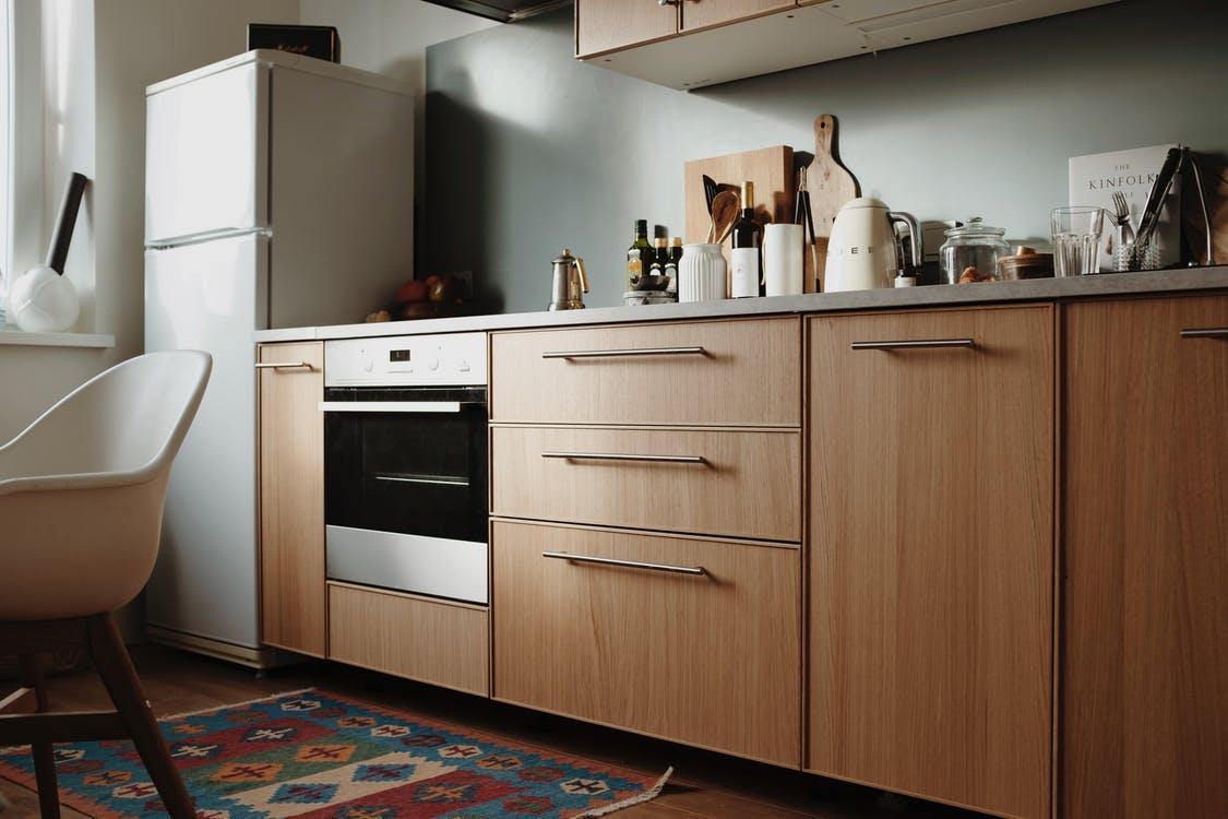Wooden Design Cabinet Kitchen